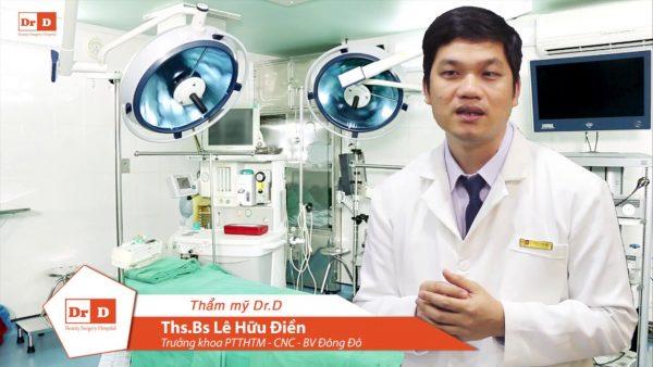 phẫu thuật thẩm mỹ công nghệ cao