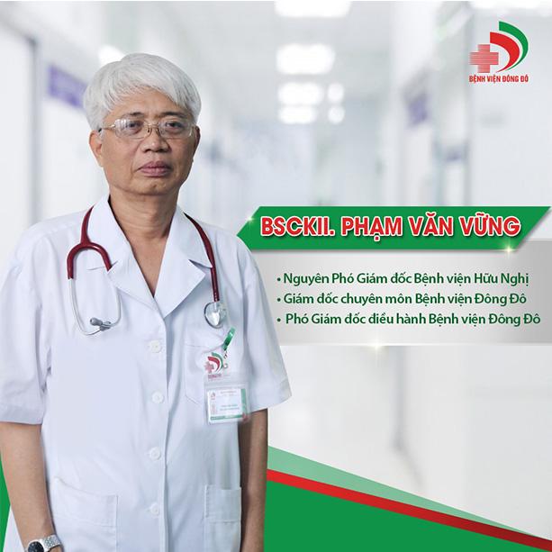 BSCKII. Phạm Văn Vững